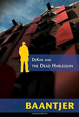 book cover of DeKok and the Dead Harlequin