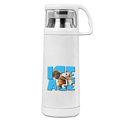 ^GinaR^ 400g Ice Age Collision Course Durable Stainless Steel Mug