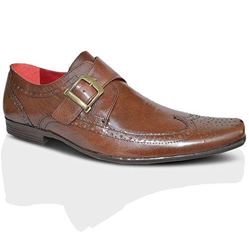 Red Tape - Botas para hombre marrón marrón marrón - marrón