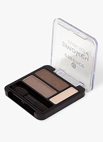 essence Smokey Eye Set, 02 Smokey Day (Day Essence)