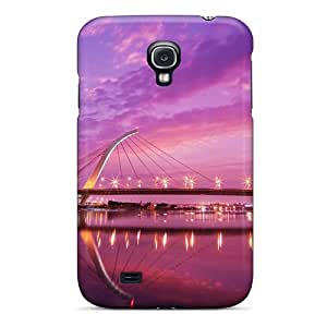 Top Quality Rugged Dazhi Bridge Taipei Case Cover For Galaxy S4