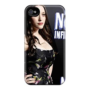 WilliamHeidt Perfect Tpu Case For Iphone 4/4s/ Anti-scratch Protector Case (kat Dennings Nick And Norah's Infinite Playlist)
