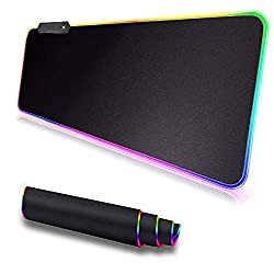 Image of the product RGB Gaming Mouse Pad RGB that is listed on the catalogue brand of Fiercetiger.