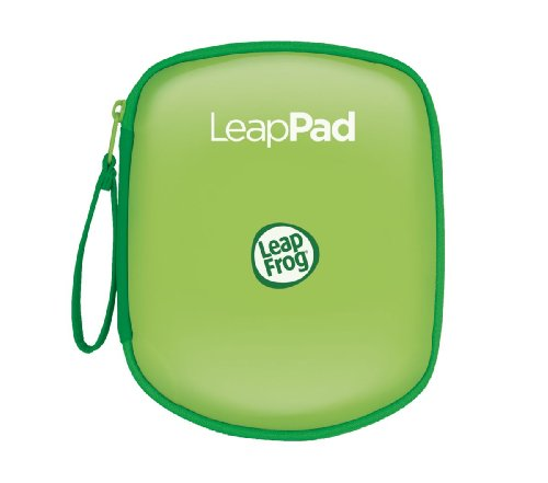 (LeapFrog LeapPad Carrying Case, Green (Works with ONLY Leappad 2) )