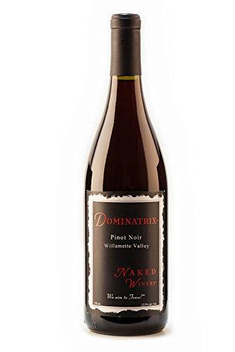 Dominatrix Ideas (2014 Naked Winery Dominatrix, Willamette Valley, Oregon Pinot Noir 750 mL)