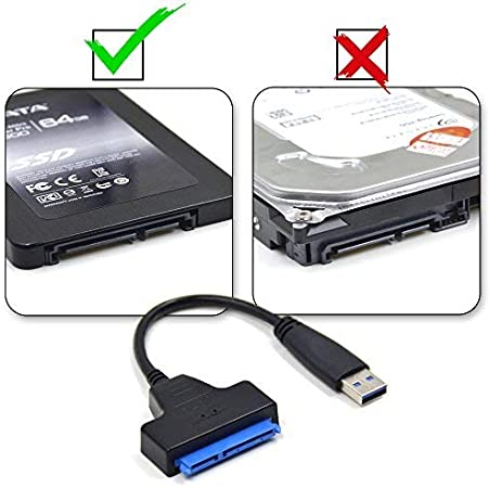 iitrust USB 3.0 a SATA Cable del Adaptador para 2.5