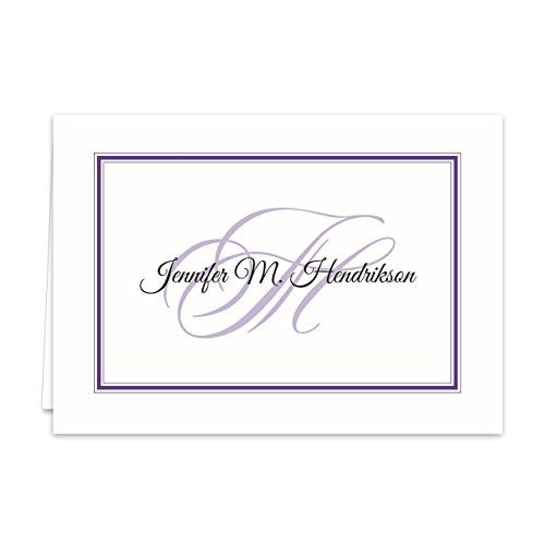 Initial Note Card Set - 9