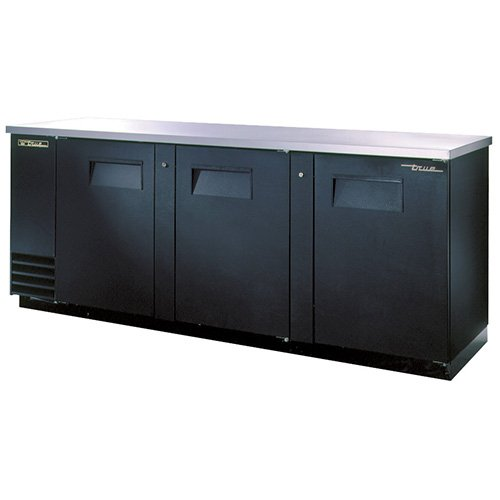True TBB-4 Back Bar Storage Cooler - 90-3/8