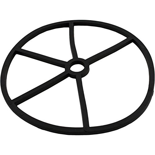 - Praher E-12-S2 Top/Side Mount Valve 5-Spoke Spider Gasket