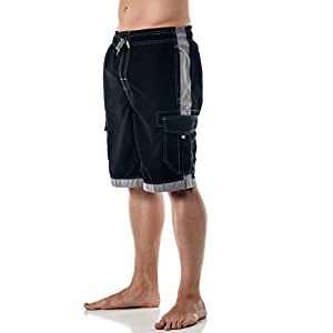 Alki'i Men's Boardshorts - Solid Colors Team USA