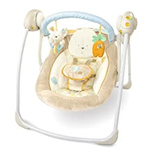 Bright Starts Cotton Tale Portable Swing (Discontinued by Manufacturer)