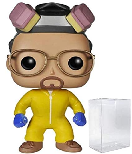 Amazon.com: Funko POP. TV: Breaking Bad – Walter White Cook ...
