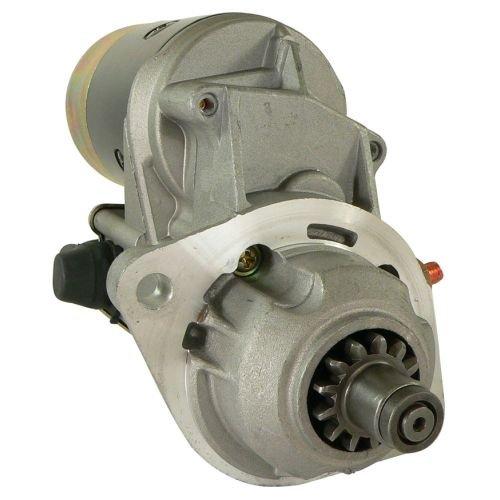 DB Electrical SND0076 Starter (84-96 Case Cummins 3.9 390 580 590 Diesel) by DB Electrical