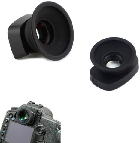 1.36x Viewfinder Magnifier Eyepiece with Eyecup for Olympus E-300 ...