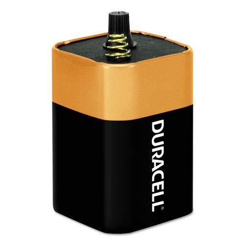 Coppertop Alkaline Lantern Battery, 6V, Sold as 1 Each