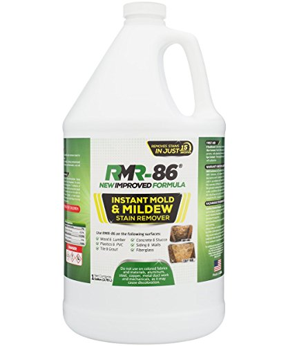 RMR-86 Instant Mold Stain & Mildew Stain Remover (1 Gallon) (Stain Mildew Removal)