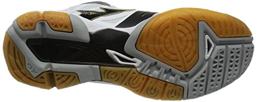 Tornado Mid Wave Volleyball Shoes X Mizuno qB1xwf5