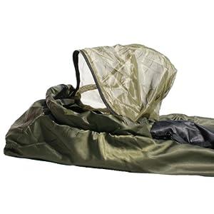 Snugpak Jungle Right Hand Zip Bag, Olive