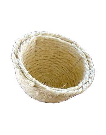 Faunagarden 5 X nidos de Pita grandes para jaula de canarios y otras pequeñas aves