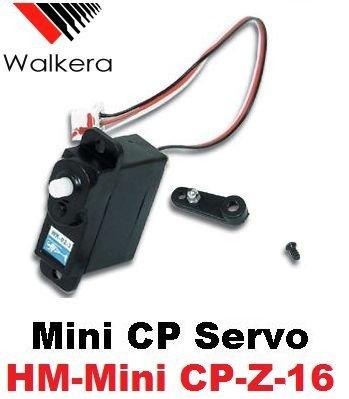 Spare Servo - Walkera HM Mini CP-Z-16 Servo Mini CP Helicopter Spare Part FAST SHIPPING!