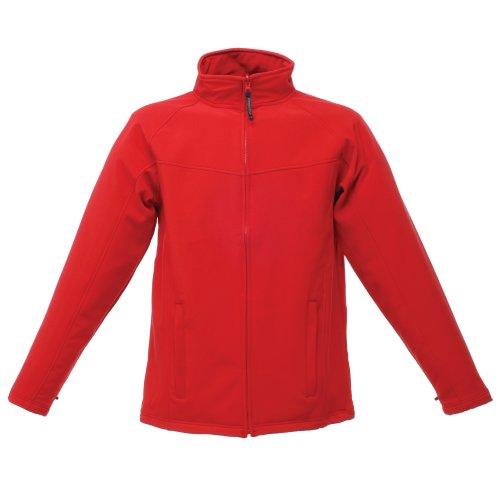 Gris Clásico Rojo Regatta Abrigo Hombre RqwYawI