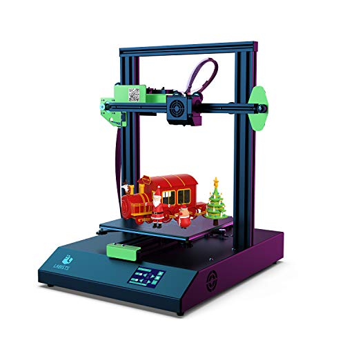 3-D Printer, LABISTS Auto Leveling 3-D Printer DIY Kit for Adults with Resume Printing Function, Touch Screen, Filament Detection, Printing Size 220X220X250mm