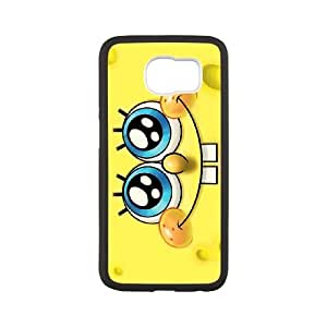 Personalized Durable Cases Samsung Galaxy S6 White Phone Case Xdftu Movie Spongebob Protection Cover