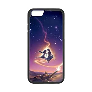 iPhone 6 4.7 Inch Cell Phone Case Black Aladdin ihan