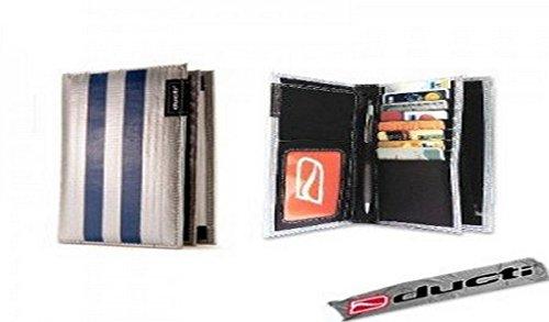 ducti-hybrid-checkbook-cover-wallet-blue-stripe