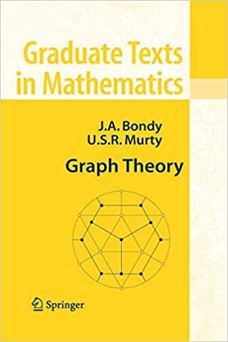 Graph Theory: (Graduate Texts in Mathematics)