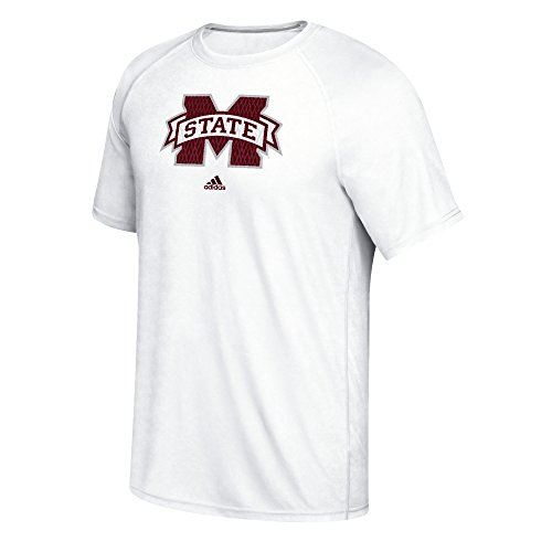 NCAA Mens Iced Out Climalite Ultimate Short Sleeve Tee