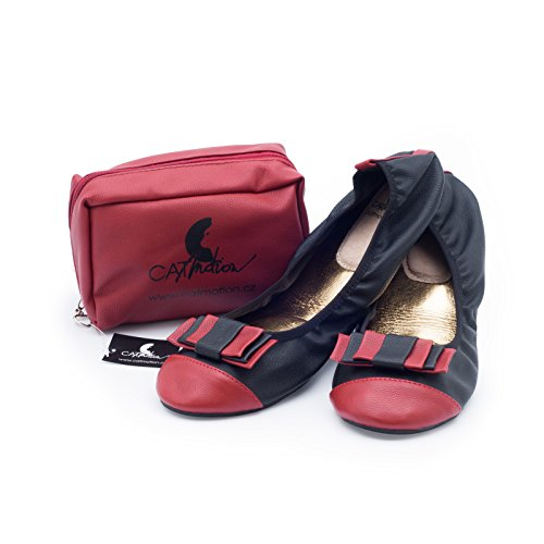 CatMotion Borsetta in Tasca Mettere Donna pi Ballerine Scarpe Scarpe Scarpe Scarpe Ballerine Pieghevoli da Pieghevoli da rq6BEOr