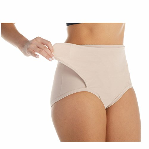 Women's Push 'N' Slim Nude Panty - 2X