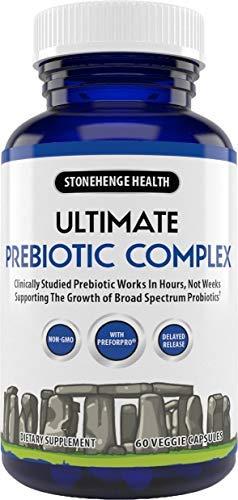 Stonehenge Health Ultimate Prebiotic Complex 1 Pack by Stonehenge Health