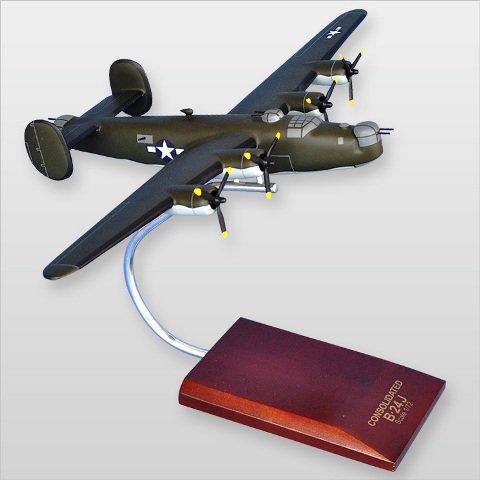 Mastercraft Collection MCB24JOW B-24J Liberator Wood Mode...