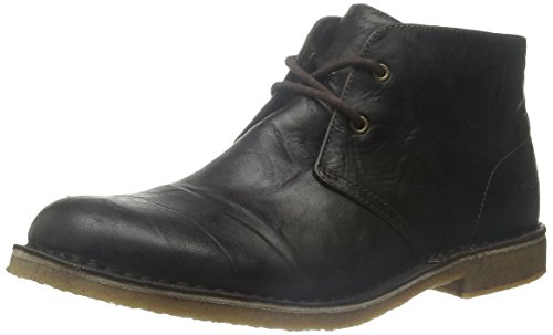 UGG Men's Leighton Chukka Boot, Chocolate, 10 3E -