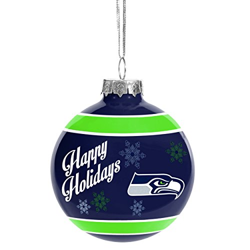 Christmas Ornament - Seattle Seahawks