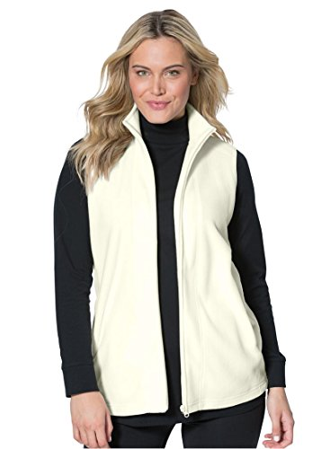 Ivory Womens Fleece - 6
