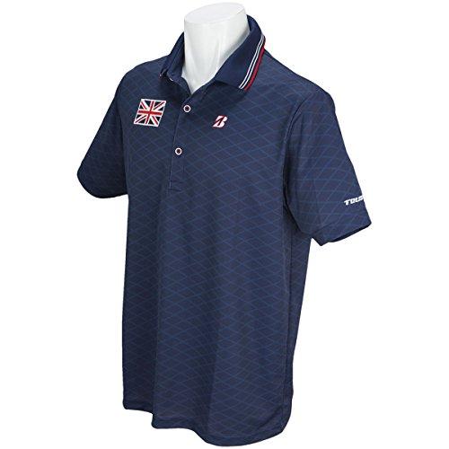 ブリヂストン BRIDGESTONE ゴルフウェア メンズ TOUR B ツアーB メジャーコレクション半袖シャツ 3GJT1A
