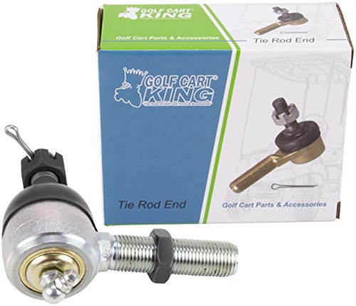 EZGO Tie Rod End (right thread) for 1965-2000 EZGO Gas & Electric Marathon, Medalist & TXT Golf Carts