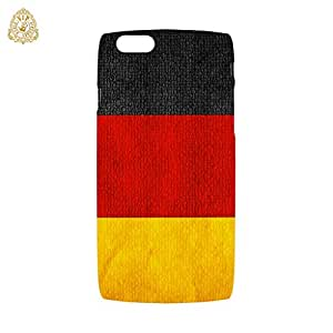 "Funda protectora para Apple iPhone 6, Diseño ""Germany"" plástico ( V.I.P. Pictures World powered by CRISTALICA )"