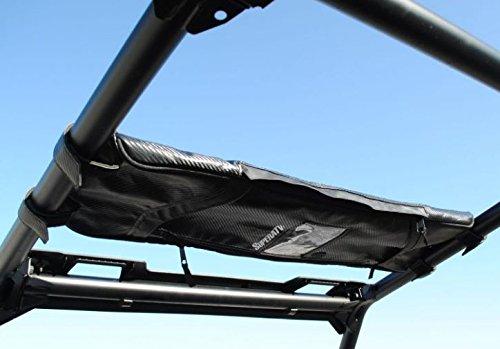 SuperATV Polaris RZR 900/900 S / 1000 Heavy Duty Overhead Storage Bag (2014+) - Quick and Easy to Install!