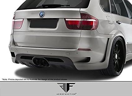 Amazon com: 2010-2013 BMW X5 X5M E70 AF-1 Wide Body Rear
