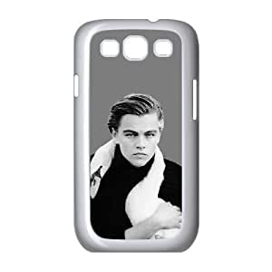 Samsung Galaxy S3 9300 Cell Phone Case White Leonardo Dicaprio as a gift P9231315