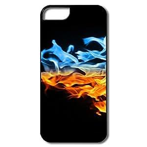 Fire Ice Hard Favorable Cover For IPhone 5/5s wangjiang maoyi