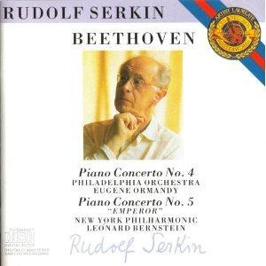 Beethoven:Piano Ctos. 4 & 5 - Serkin: Amazon.de: Musik