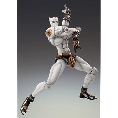 Medicos JoJo's Bizarre Adventure: Part 4--Diamond is Unbreakable: Killer Queen Super Action Statue: Toys & Games