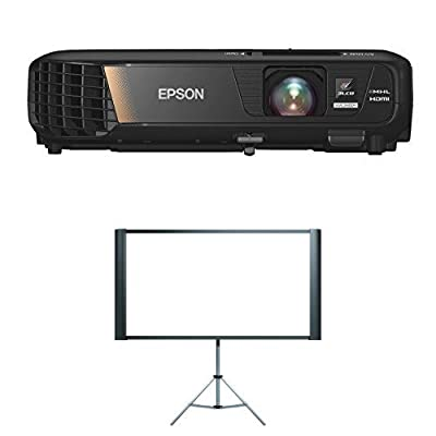 Epson EX9200 Pro WUXGA 3LCD Projector Pro Wireless, Full HD, 3200 Lumens Color Brightness