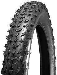"HULKWHEELS Fat Tire Bike Tire 20"" x 4.0 Snow Bike Tire Mountain Bike MTB Tires Acce"