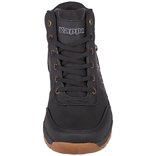 Mid Bright Unisex Stivali Kappa Nero Adulto Combat 1111 Black Light qp5g5dxwS